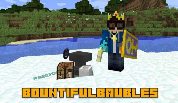 BountifulBaubles - магические предметы для Baubles [1.16.1] [1.15.2] [1.14.4] [1.12.2]