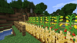 Simple Farming - новые растения для фермеров [1.16.4] [1.15.2] [1.14.4]