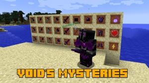 Void's Mysteries - предметы пустоты [1.14.4] [1.12.2]