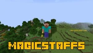 MagicStaffs - магическая палочка для левитации [1.12.2]