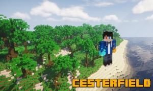 Cesterfield - огромный уникальный остров для выживания [1.14.4]