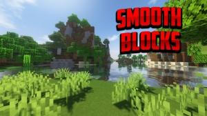 Smooth Blocks - гладкий и атмосферный текстурпак [1.14.4] [16x]
