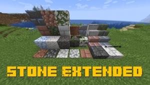 Stone Extended - больше видов камня [1.14.4]
