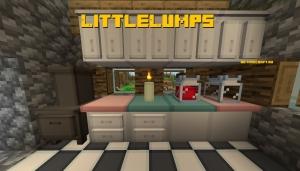 LittleLumps - лампы, шкафы и прочий декор [1.14.4]