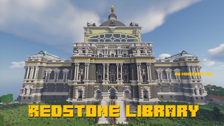 Redstone library - большая библиотека [1.14.4]