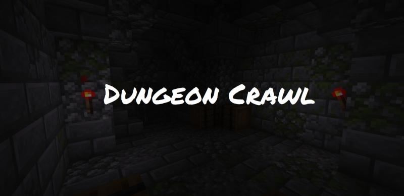Dungeon Crawl - подземелья с лутом и врагами [1.16.3] [1.15.2] [1.14.4]
