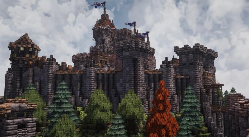 Feudalist - средневековый, реалистичный, готический [1.14.4] [32x] [64x]