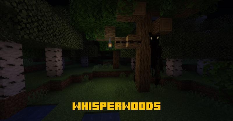 Whisperwoods - жители леса [1.16.4] [1.15.2] [1.14.4]
