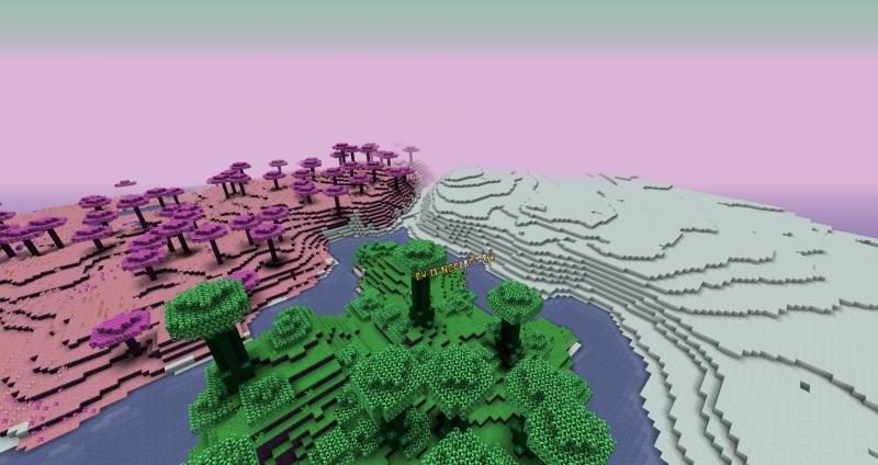 Gaia Dimension - мир нового измерения [1.16.4] [1.15.2] [1.14.4] [1.12.2]