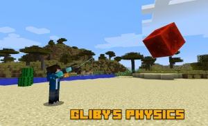 Gliby's Physics - реалистичная физика блоков [1.12.2] [1.8]