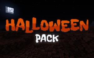 Halloween Pack - ресурспак под хеллоуин [1.15] [1.14.4] [1.13.2] [16x]