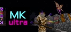 MK: Ultra - рпг мод с способностями и классами [1.16.5] [1.12.2]