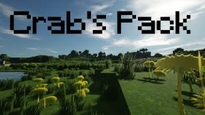 Crab's Pack - реалистичные текстуры [1.14.4] [1.13.2] [1.12.2-1.10.2] [128x]
