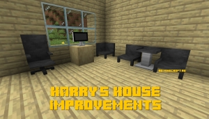 Harry's House Improvements - мебель для дома [1.14.4]