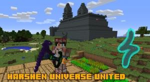 Harshen Universe United - редкие реликтовые вещи [1.12.2]