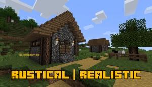 Rustical | Realistic - реалистичность + заброшенность [1.14.4] [16x]