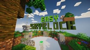 Easy SkyBlock - простой скайблок [1.14.4]
