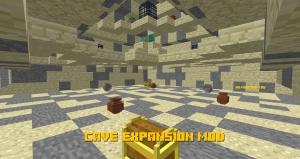Cave Expansion Mod - новые структуры в подземельях [1.12.2]