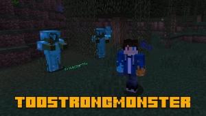 TooStrongMonster - сложные мобы в броне, хардкор [1.14.4] [1.12.2]