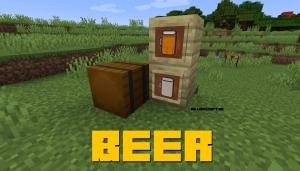Beer - пивко [1.15.2] [1.14.4]