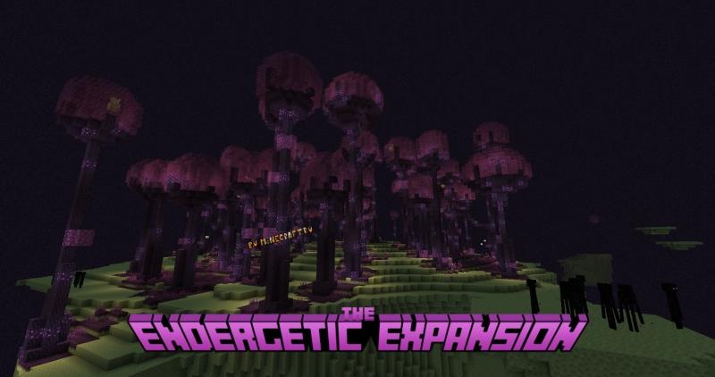The Endergetic Expansion - новый стиль края [1.16.1] [1.15.2] [1.14.4]