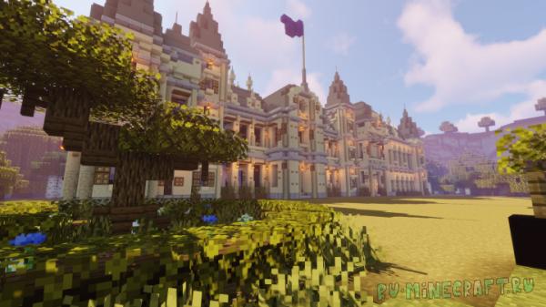 IvyWood Manor - большое поместье [1.14.4]