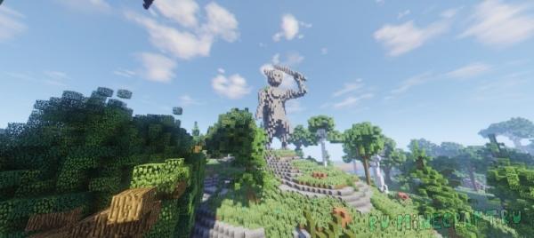Dragons Hub - остров драконов [1.14.4]
