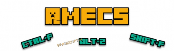 Amecs - двойные комбинации управления [1.16.5] [1.15.2] [1.14.4]