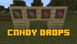 Candy Drops - полезные конфеты [1.14.4]