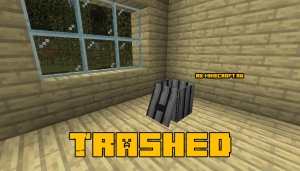 Trashed - мусорные баки [1.14.4]