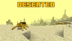 Deserted - измерение-пустыня [1.12.2]