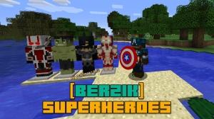 [berzik] superheroes - простые супер герои [1.12.2]