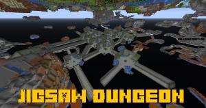 Jigsaw Dungeon - большой данж [1.14.4]