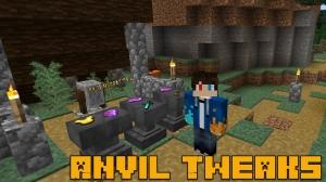 Anvil Tweaks - улучшение наковальни [1.16.3] [1.15.2] [1.14.4]