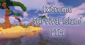 Extreme Survival Island - выживание и поиск блоков [1.14.4]