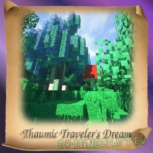 Thaumic Traveler's Dream -750 новых биомов и уникальный мир [1.12.2]