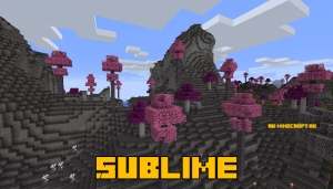 Sublime - необычный биом [1.12.2]