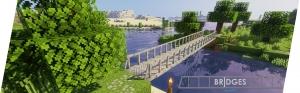 Macaw's Bridges - красивые реалистичные мосты [1.15.2] [1.14.4] [1.12.2]