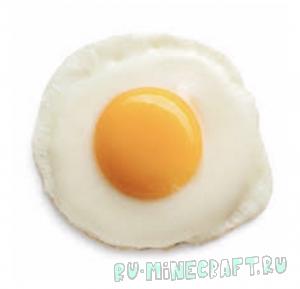 Eggs mod - жареное яйцо [1.14.4]