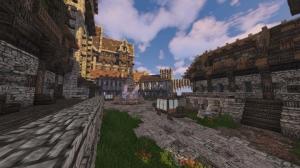 Gothic Manor - поселение в готическом стиле [1.14.4]