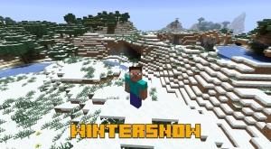 Wintersnow - зима в майнкрафт, мод на снег везде [1.14.4]