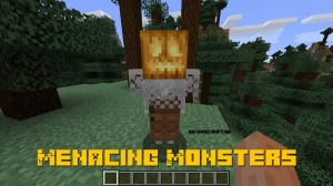 Menacing Monsters - злые мобы [1.14.4]