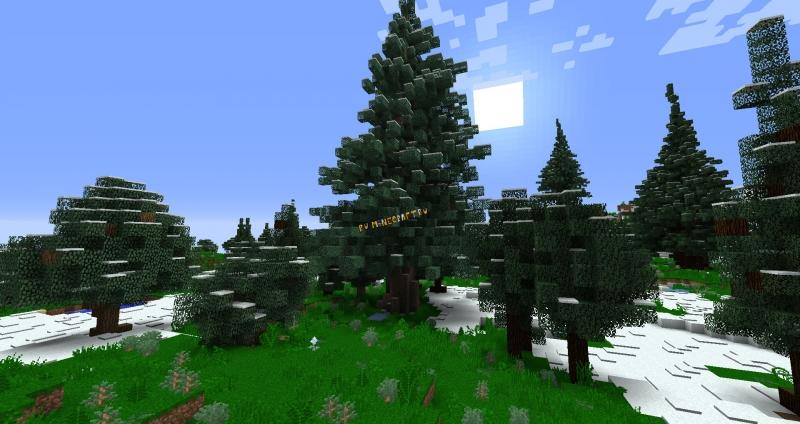 Far From Home Amplified - новый уникальный мир, много новых биомов и пейзажей [1.12.2]