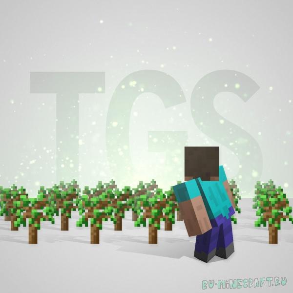 Tree Growing Simulator - прыгай чтоб вырастить дерево [1.14.4] [1.12.2] [1.11.2] [1.10.2] [1.7.10]