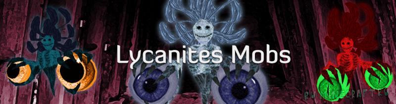 Lycanites Mobs - мобы [1.15.2] [1.14.4] [1.12.2] [1.11.2] [1.10.2] [1.7.10]