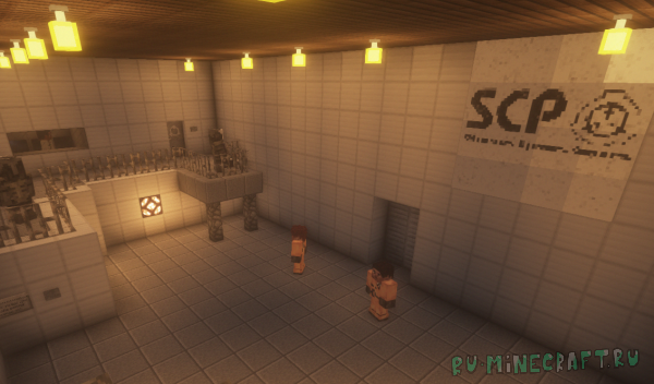 SCP Containment Breach [1.12.2]