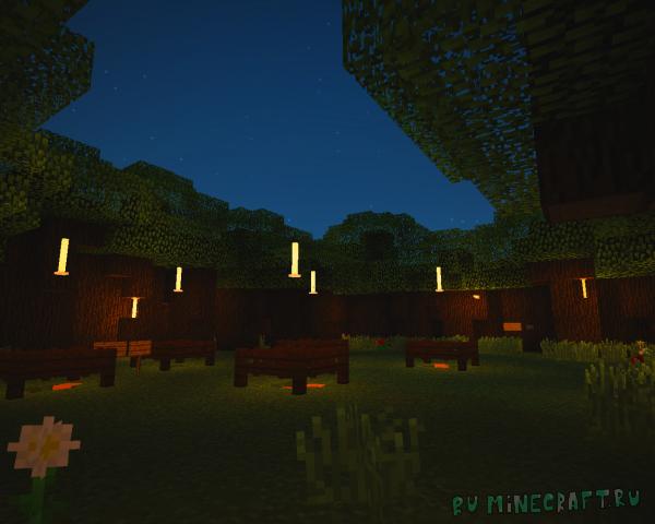 MagicForest - поиск блоков [1.12.2]