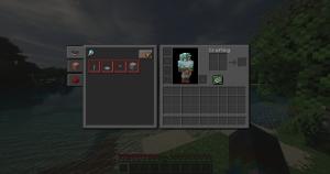 Default Dark Mode - темный инвентарь [1.16.1] [1.15.2] [1.14.4] [16x]