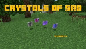 Crystals of SAO - карты с полезными действиями [1.12.2]