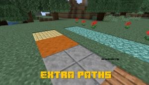 Extra Paths - пешеходные дорожки [1.14.4]